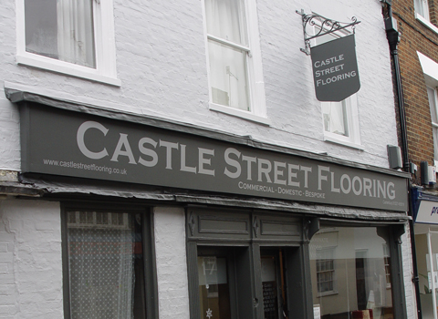 Castle Street Flooring frontage