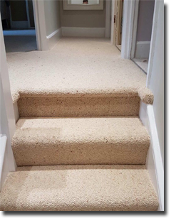Cottage Berber 100% wool carpet